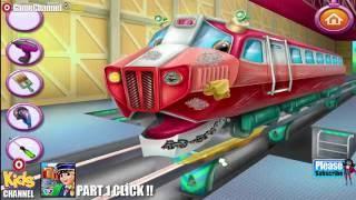 Super Fun Trains All Aboard #2