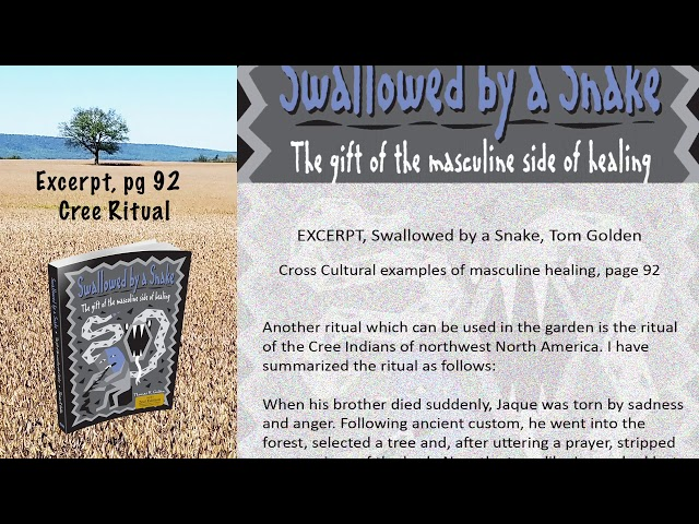EXCERPT - Swallowed by a Snake - Jaque's ritual