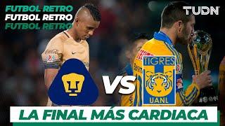 Futbol Retro: Pumas vs Tigres I Final Apertura 2015 I 4 (2) - (4) 4