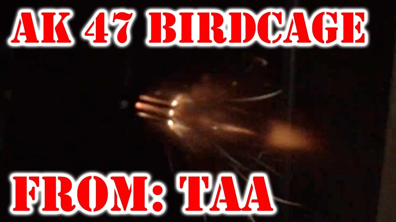 AK47 Birdcage Muzzle Brake from Tactical Advantage Armory