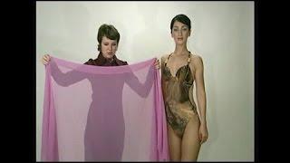 Как красиво завязать платки, шарфы, парео