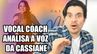 Baixar Vocal Coach comenta Cassiane (CD Nível do Céu)