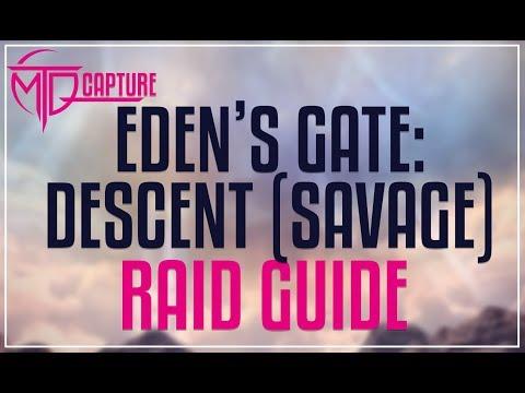 EDEN'S GATE: DESCENT (SAVAGE) GUIDE - E2S