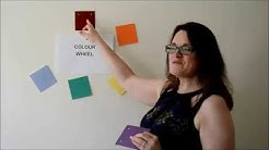Top interior design tip on using the colour wheel to create successful colour scheme for your home