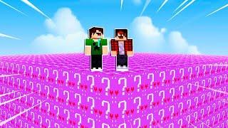 LUCKY BLOCK DO AMOR !! - Minecraft
