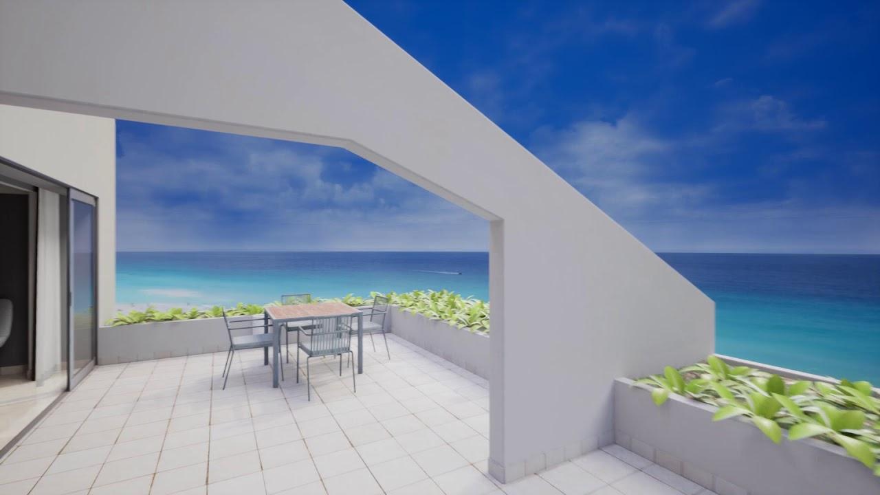 Aqua Suite Live Aqua Cancun Youtube