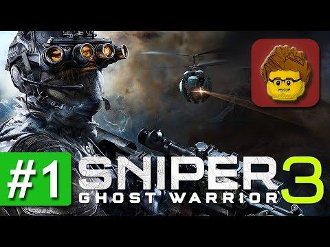 SNIPER: GHOST WARRIOR 3 - #1 - Let's Play zum Scharfschützen-Shooter auf PC - Deutsch / German