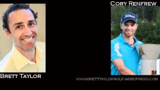 Cory Renfrew interview: Golf Psychology Strategies of Tour Champions