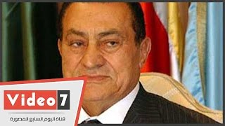 إعادة محاكمة مبارك أمام