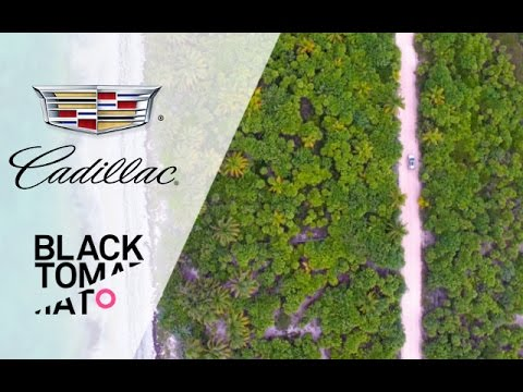 Cadillac x Black Tomato l The Mexico Experience