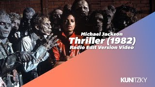 Michael Jackson - Thriller (Radio Edit Version Video)