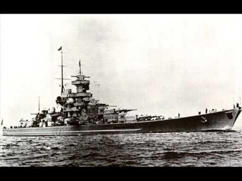 Das Schlachtschiff Gneisenau / Battleship Gneisenau