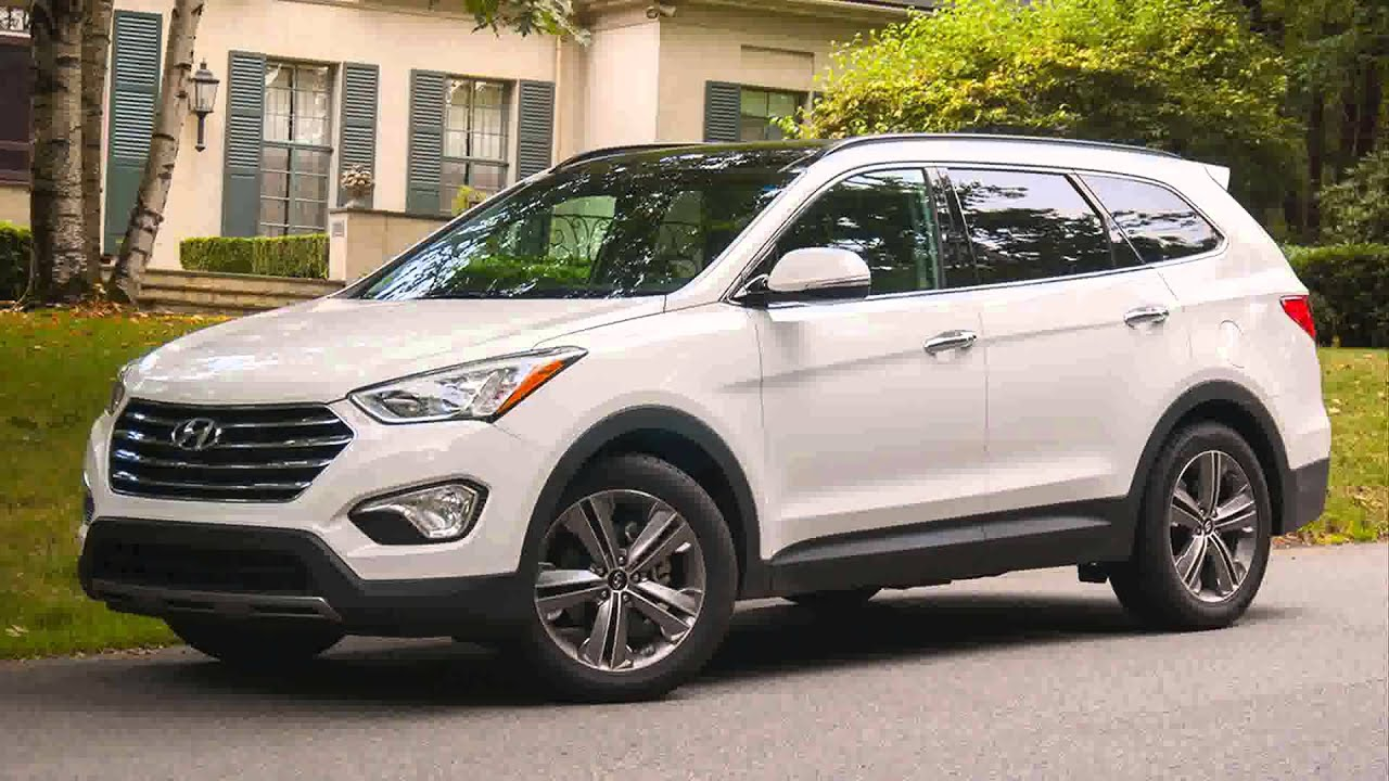 2015 hyundai santa fe auto life youtube. Black Bedroom Furniture Sets. Home Design Ideas