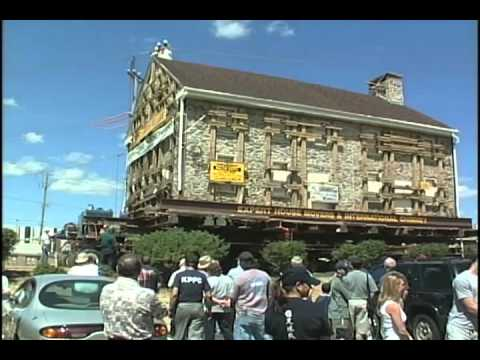 Philly TV News Reel Story 3 - Moving King of Prussia Inn, PA