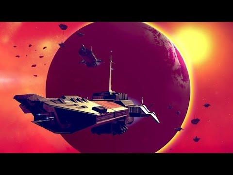 No Mans Sky - Ep 02 : Direction Notre Premiere Planete