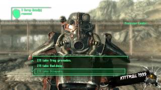 Best Fallout 3 xp Glitch so far that still works