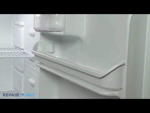 Top/Bottom Refrigerator Door Shelf - Frigidaire Refrigerator FFTR1814TW8