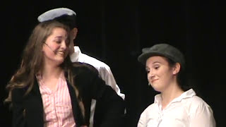 Mary Poppins summer arts medley part two!!!