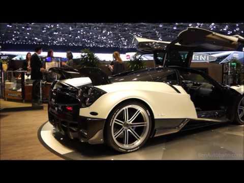 Geneva Motor Show 2016 walkaround tour!