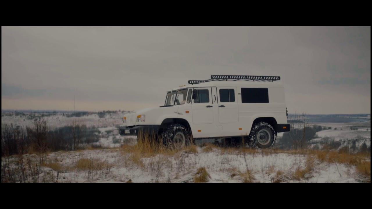 """Український всюдихід, Tizer, """"OGDRIVE"""""""