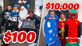 Download SIDEMEN $10,000 vs $100 CHRISTMAS DAY Mp3 and Videos