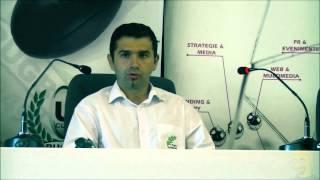 Prezentare rugbişti Universitatea Cluj
