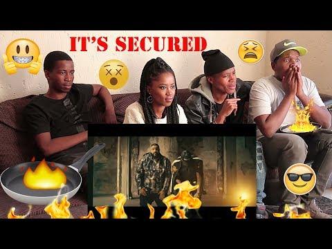 DJ Khaled - It's Secured ft. Nas, Travis Scott (Frying Pan Reactions)