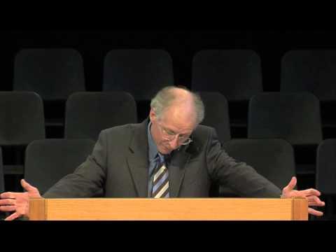 John Piper - How isn't God a narcissistic megalomaniac?