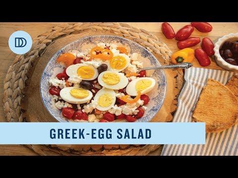 Greek Style Egg Salad
