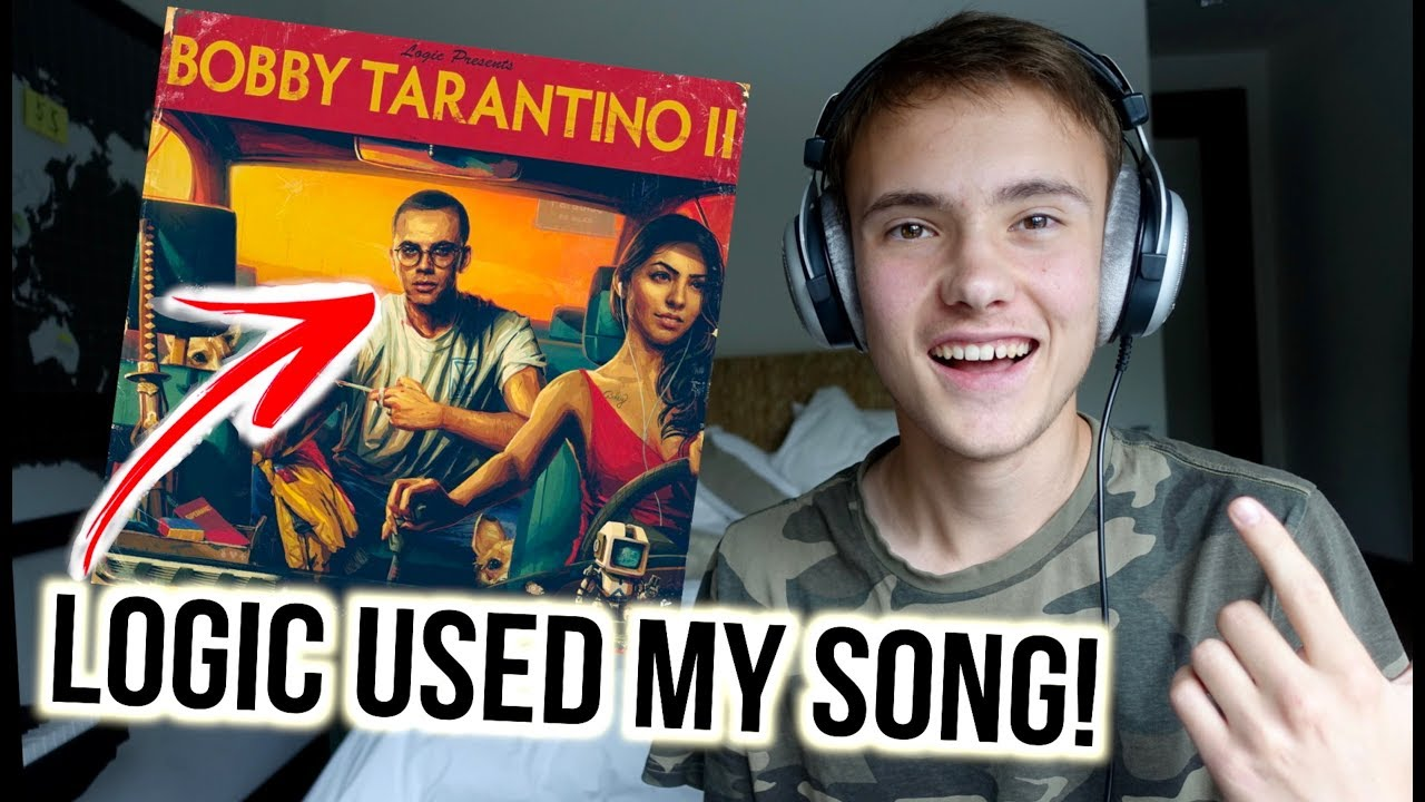 Download LOGIC USED MY SONG IN HIS ALBUM!! (Bobby Tarantino II)