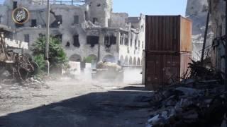 الجيش الليبي يحرز تقدما بمحور