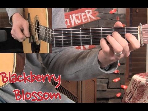 Blackberry Blossom– Speed & Rhythm Guitar Exercise!