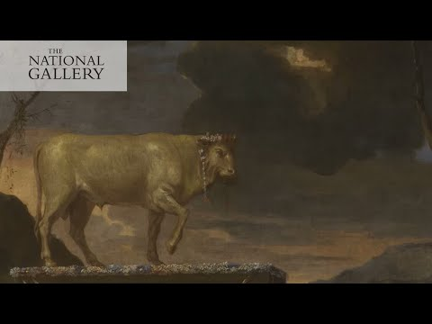 Poussin's 'Golden Calf' | Talks For All | National Gallery