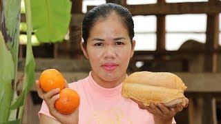 Amazing Cooking Orange Chicken Delicious Recipe  -  Cook Chicken Recipes  - Village Food Factory