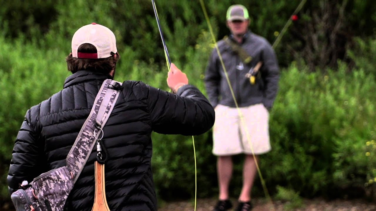 Men 39 s fly fishing clothing trout bum by orvis youtube for Fly fishing catalog