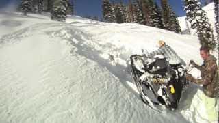 November Shreddin deep powder HD Thumbnail