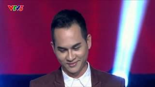 Hoàng Nhật Minh : Hãy Quay Về Khi Còn Yêu Nhau - The Voice Giọng Hát Việt 2013 - Giấu Mặt Tập 2