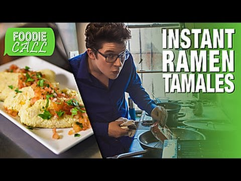Instant Ramen Tamales: Foodie Call with Justin Warner