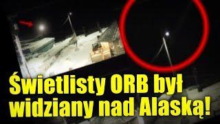 Niezwykła kula światła została zarejestrowana nad Alaską!