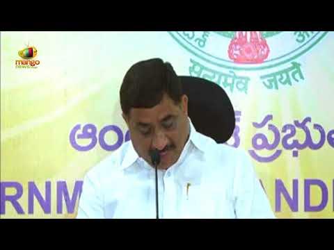 Rayadurg Constituency Kalva Srinivas Speech After Ministers Council Meeting   Mango News Telugu