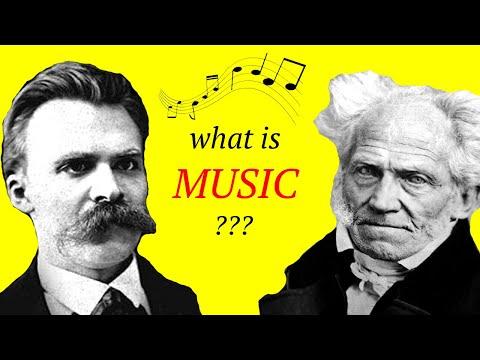 Nietzsche & Schopenhauer: