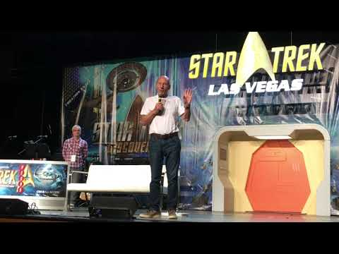 Patrick Stewart - Surprise at Star Trek Las Vegas 2018