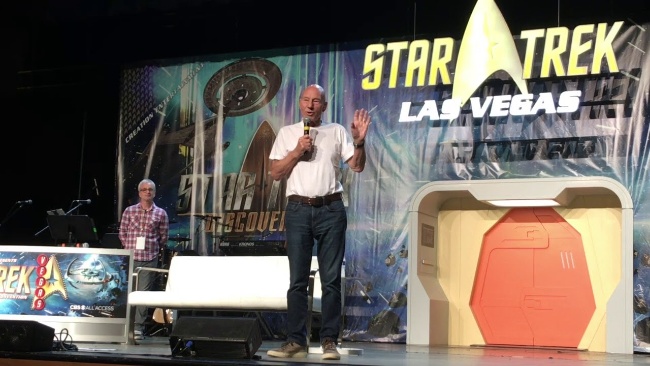 Should the New Picard Star Trek TV Series Be Set on a