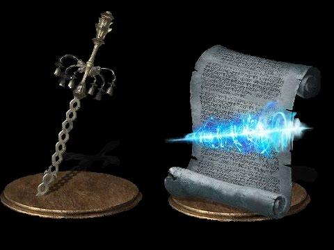 Dark Souls 3 - Cleric's Candlestick (Level 3) + Great Farron Dart demo