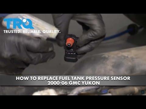How to Replace Fuel Tank Pressure Sensor 2000-06 GMC Yukon
