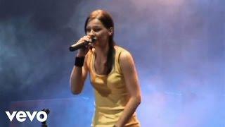 Christina Stürmer - Lebe lauter (Live von der Kaiserwiese Wien / 2007)
