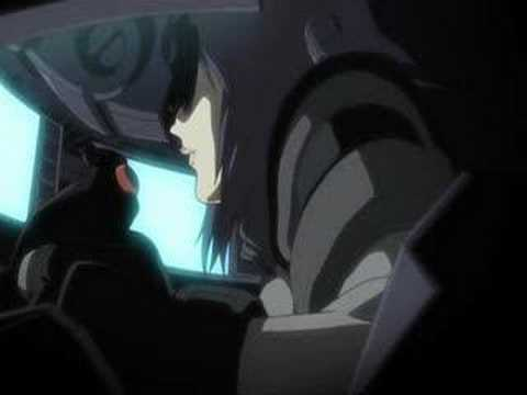 Ghost in the Shell: SAC renegade tank scene