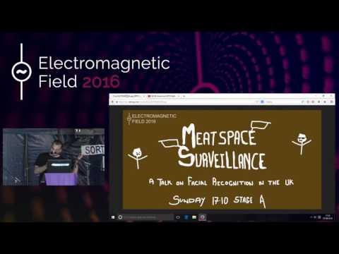 Alexander J. Martin: Meatspace Surveillance