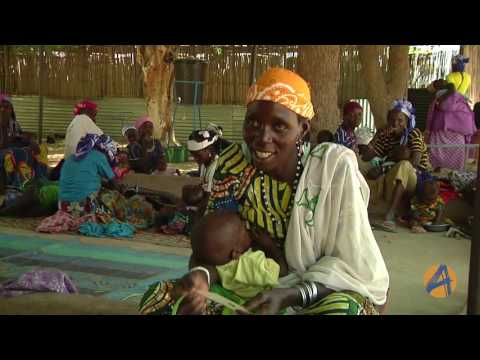 Mothers can do it : screening malnutrition in Niger