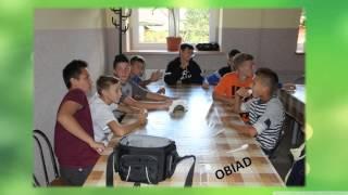 Wycieczka szkolna klas 1a i 1c do Lubachowa